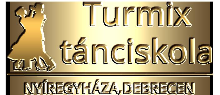 Turmix tánciskola Logo